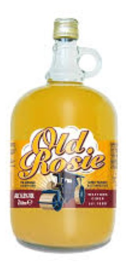 Westons Old Rosie Scrumpy dry apple 6,8%
