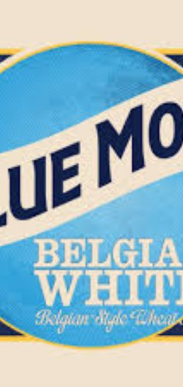 Blue Moon Belgian White 5,4%