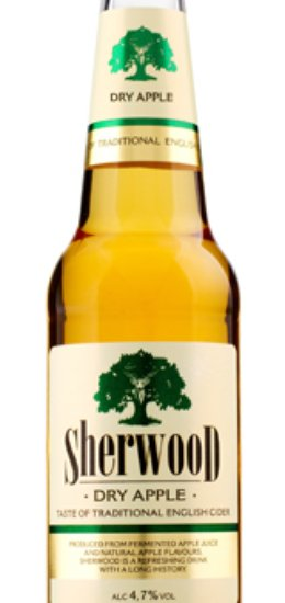 Sherwood dry apple 4.7%