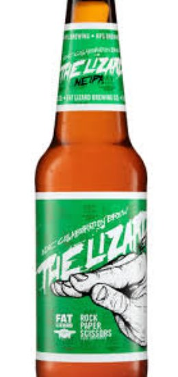 RPS The Lizard NEIPA 5,5%